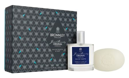 Bronnley James Bronnley EDT & Soap Gift