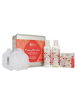 RHS Poppy Meadow Body Care Gift
