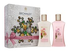 Bronnley Pink Bouquet Body Gift Set