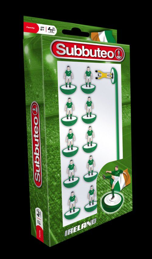 Subbuteo players Ireland