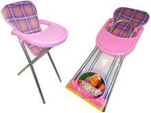 Padgett Bros Doll`s High Chair