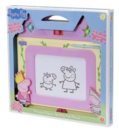 Peppa Pig Castle Sketcher
