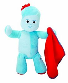 Golden Bear Large Talking Iggle Piggle