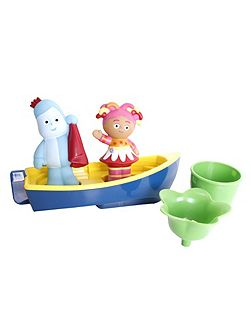 Igglepiggle`S Floaty Boat Playset