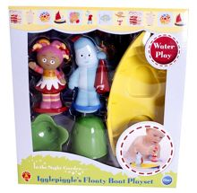 In the Night Garden Igglepiggle`S Floaty Boat Playset