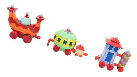 In the Night Garden Musical Ninky Nonk Train and Track Set