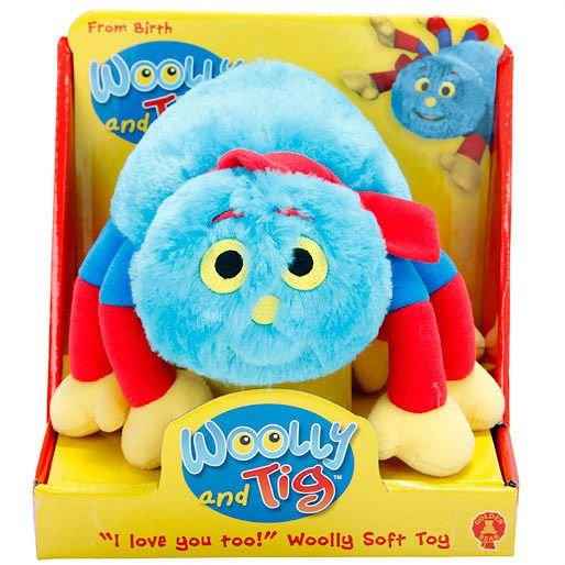 Woolly and Tig - Woolly Soft Toy