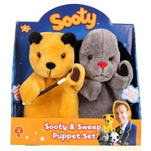 & sweep soft puppet set