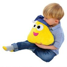 Sweet dreams with squidge soft toy