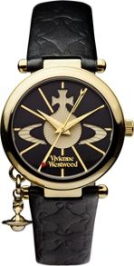 Vivienne Westwood VV006BKGD Ladies Strap Watch