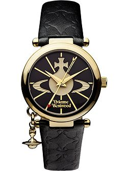 VV006BKGD Ladies Strap Watch