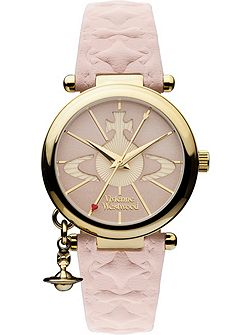 VV006PKPK Ladies Strap Watch