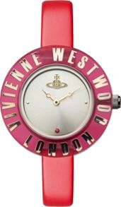 Vivienne Westwood VV032RD ladies strap watch