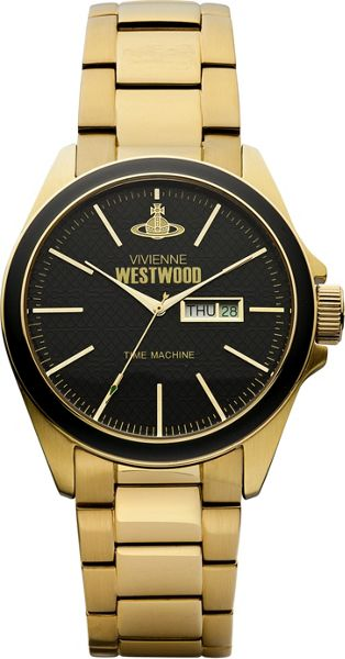 Vivienne Westwood VV063GD  Mens Bracelet Watch