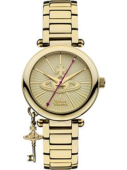 VV006KGD Ladies Bracelet Watch