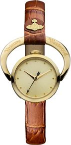 Vivienne Westwood VV082GDTN ladies strap watch