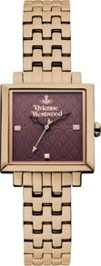Vivienne Westwood VV087BYRS ladies strap watch