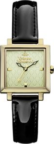 Vivienne Westwood VV087GDBK ladies strap watch