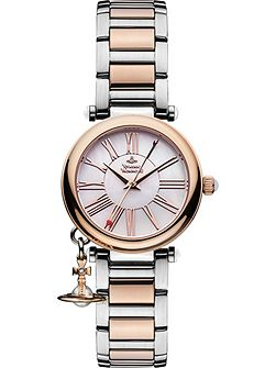 VV006PRSS Ladies Strap Watch