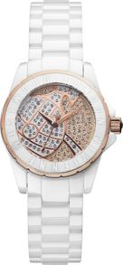 Vivienne Westwood VV088SRSWH Ladies Bracelet Watch