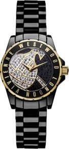 Vivienne Westwood VV088SGDBK Ladies Bracelet Watch