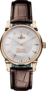 Vivienne Westwood Vv065rsbr ladies strap watch