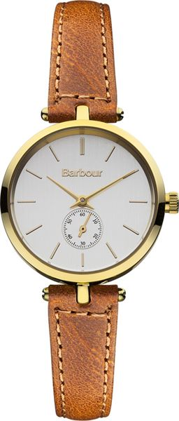Barbour BB011GDTN ladies strap watch