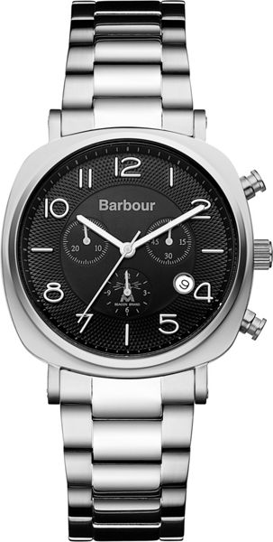 Barbour BB019SL  mens strap watch