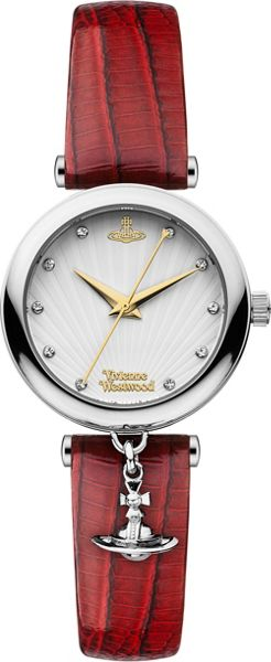 Vivienne Westwood VV108WHRD Ladies Strap Watch