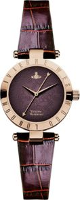 Vivienne Westwood Vv092brbr ladies strap watch
