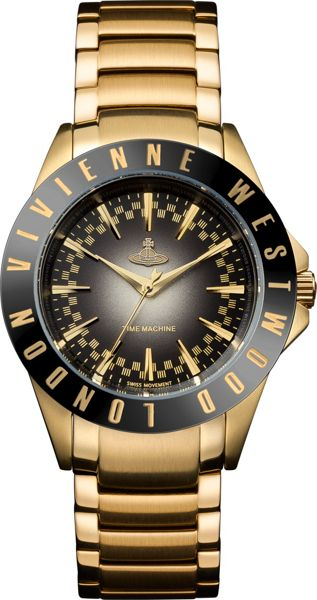 Vivienne Westwood Vv099bkgd ladies bracelet watch