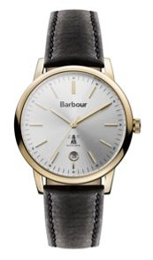Barbour Bb041slb gents strap watch