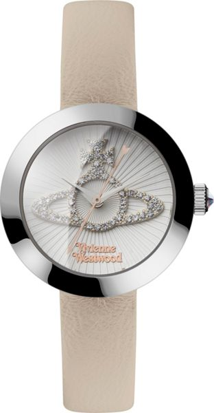Vivienne Westwood Vv150whcm ladies strap watch