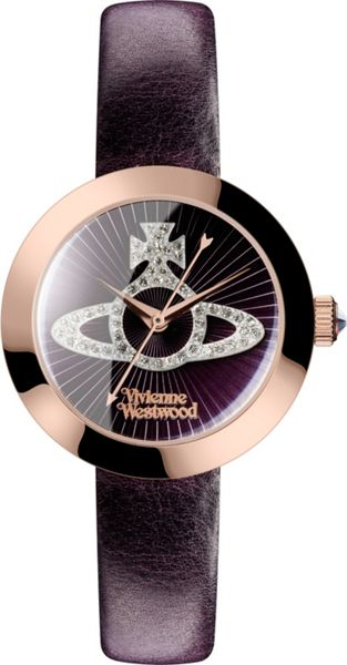 Vivienne Westwood Vv150rspp ladies strap watch
