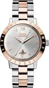 Vivienne Westwood Vv152rssl ladies bracelet watch