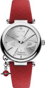 Vivienne Westwood Vv006ssrd ladies strap watch