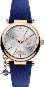 Vivienne Westwood Vv006rsbl ladies strap watch