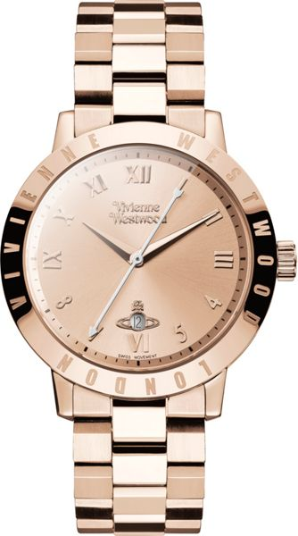 Vivienne Westwood Vv152rsrs ladies bracelet watch