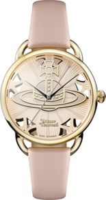 Vivienne Westwood VV163BGPK ladies leather watch