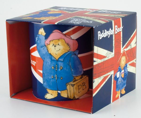 Paddington Bear Mug