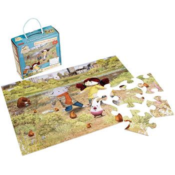 Abney & Teal 24pc Puzzle