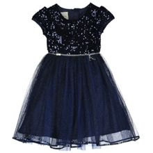 Disney The Boutique Collection Girls Cinderella Sequin Dress