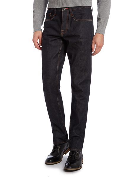 Peter Werth Five pocket selvedge jeans