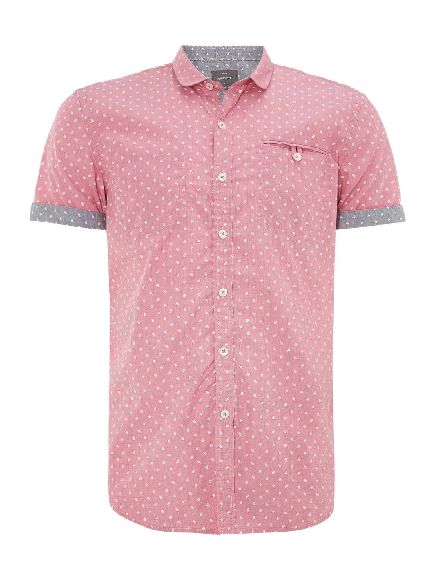 Windmill short sleeve shirt