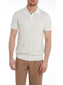 Merito short sleeve polo shirt