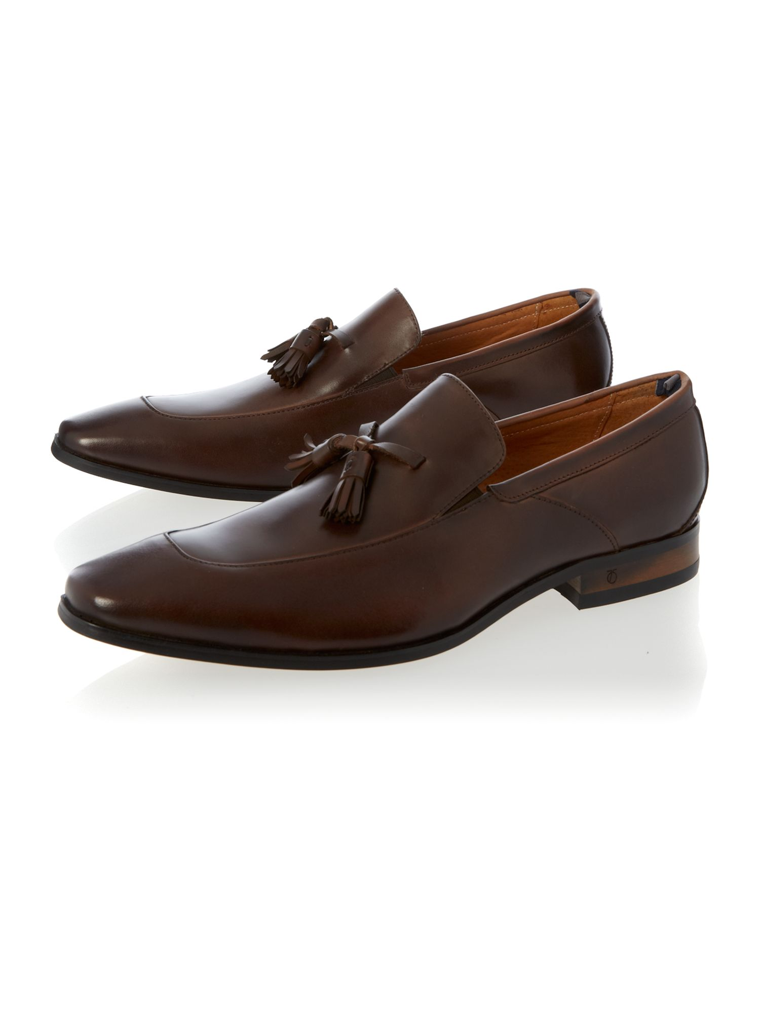 Graham tassled loafer