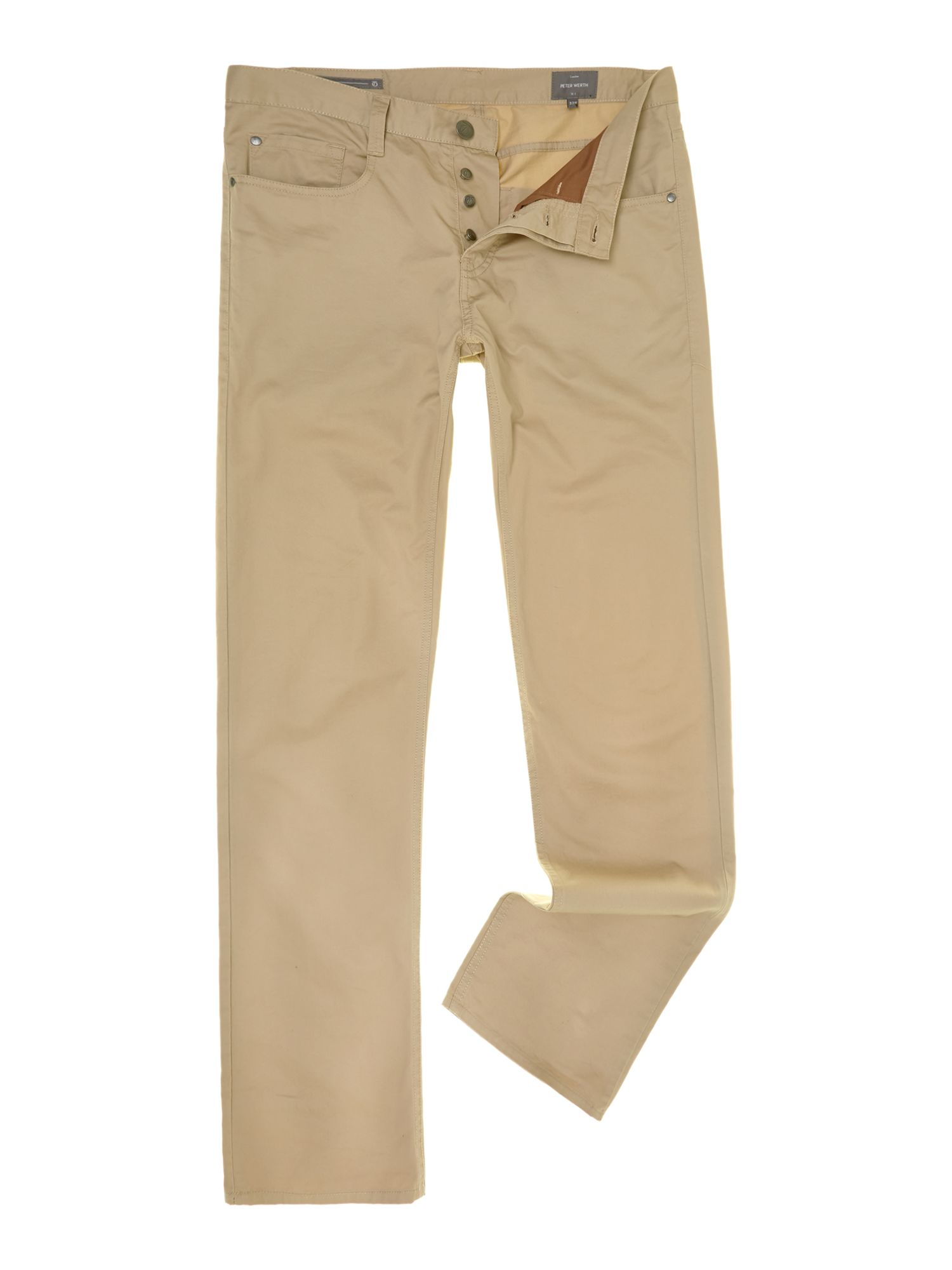 Mirasol cotton trouser