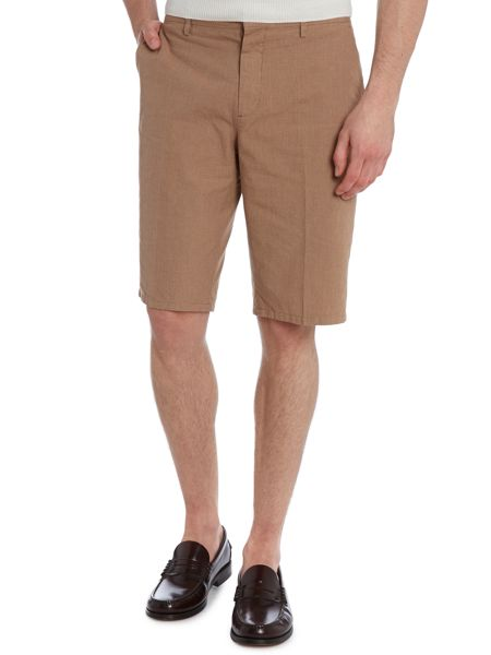 Peter Werth Merito dogtooth shorts