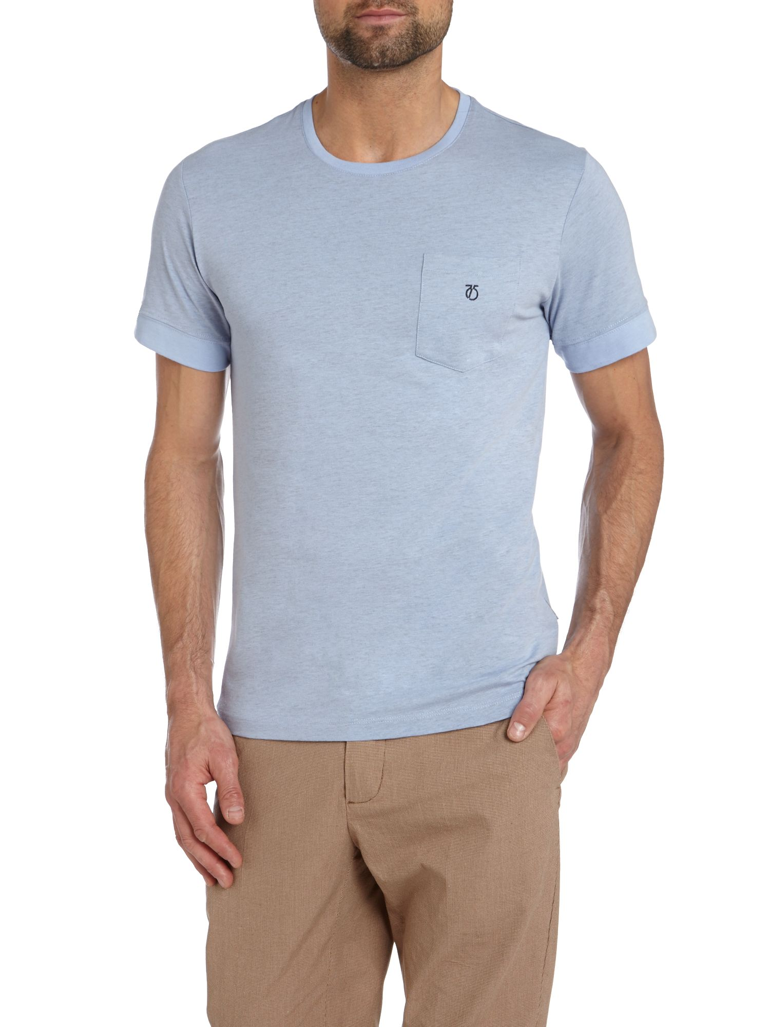 Lazo plain t-shirt