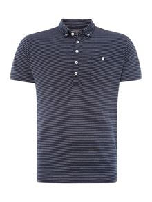 Peter Werth Cook short sleeved polo shirt